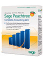 Peachtree Complete Accounting Box Image